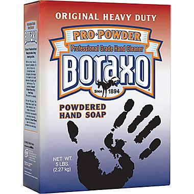 Boraxo Powder Soap