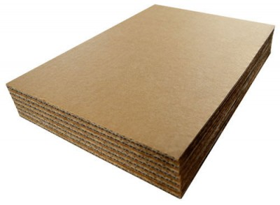 Double Wall Corrugated Sheet