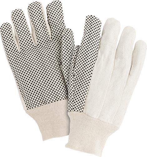 Black Dot Gloves
