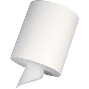 Center pull industrial white 6 rolls