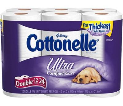 Cotonelle-2-ply-tissue